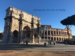 Limousine Service in Italy