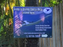 Andy's Diving Costa Rica