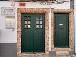 Casa de Bocage.