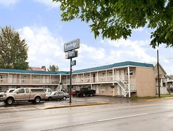 Travelodge Quesnel BC