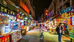 Taiwan Snack street