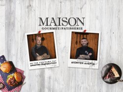 MAISON gourmet-coffee-bar