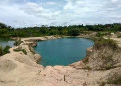 Cisoka Blue Lake