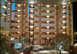 Lower Level of Hotel - Open Area.
