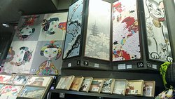 Eirakuya Hosotsujiihe Shoten, Gion