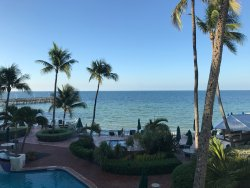 Oceanfront in Key West with private beach/ocean access