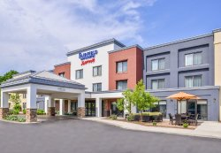 Fairfield Inn & Suites Rochester West/Greece