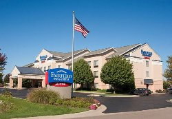 Fairfield Inn & Suites Muskegon Norton Shores