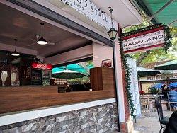 Nagaland Food Stall