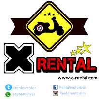 X-Rental Motor Bali