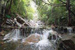 Paradise Waterfall