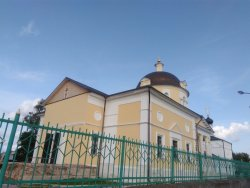 New Assumption Cathedral