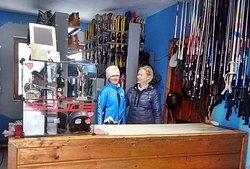 Beginners Friendly Ski Rental