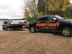 Muskyhunt Guide Service