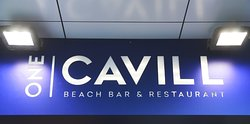 One Cavill Beach Bar and Restaurant