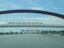 Sultan Abdul Halim Muadzam Shah Bridge