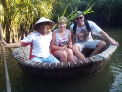 Tin Basket Boat Tour