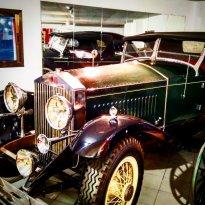 Museu Nacional de l'Automòbil