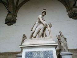 Patroclo e Menelao