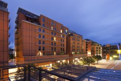 Hotel Crowne Plaza Lyon - Cite Internationale