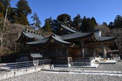 Akihasanhongu Akiha Shrine Kamisha
