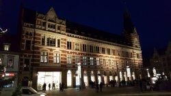 Historisches Postbankgebäude