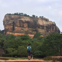 Citadel of Sigiriya - Lion Rock