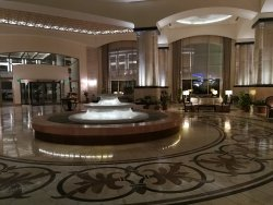 Great hotel, amazing food
