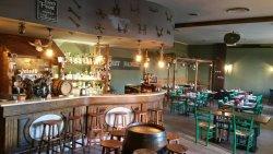 Honey Badger Restaurant Saloon