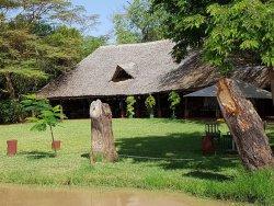 Schönstes Camp auf unserer Safari