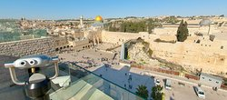 Western Wall Observation Deck