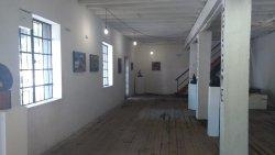 A peak in the gallery