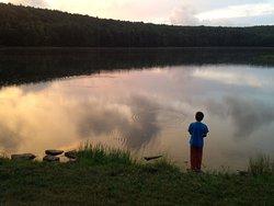 Bowman Lake State Park