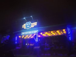 Blue Monkey Bar