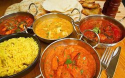 Sizzling Indian