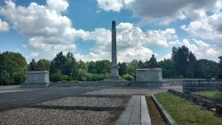 Mausoleum of the Soviet Soldiers Cemetery