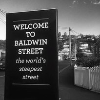Baldwin Street: The Steepest Street in the World