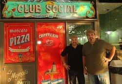 Club Social Cantina de Pizzas
