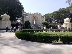 Dariya Daulat Palace - Tipu Sultan's Summer Palace