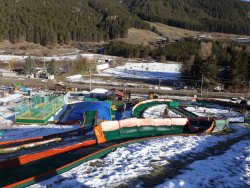 Snow Tubing Pescasseroli