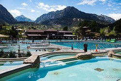Ouray Hot Springs Pool