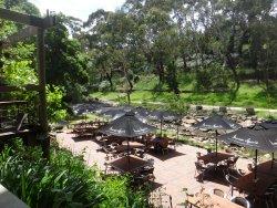 Bridgewater Inn outdoor seating