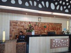 Resort like hotel