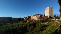 Castello di Vertine