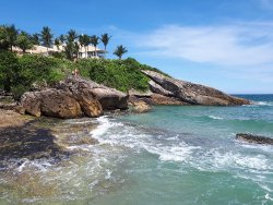 Pernambuco e do Mar Casado Beach