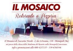 Il Mosaico di Nicolò Zaccaria Bar Pizzeria Ristoro