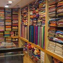Badsha Bazaar - the silk route