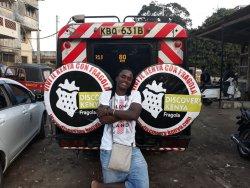Discovery Kenya Con Fragola