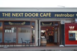 THE NEXT DOOR CAFE restrobar