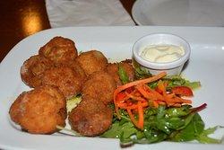 Franzinis - Fried Mushrooms